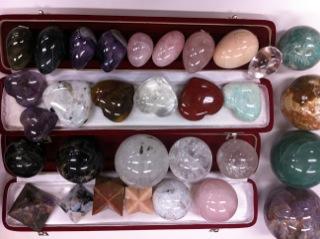 Crystaleggs